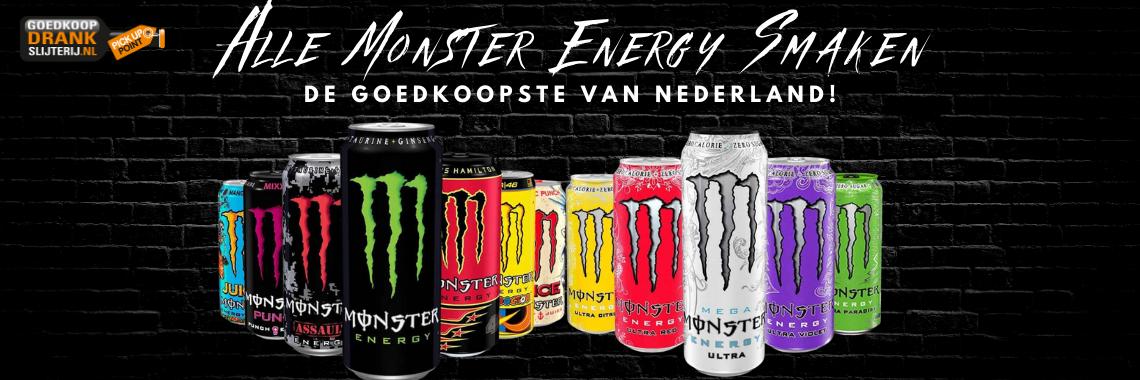 goedkoop monster energie drink kopen