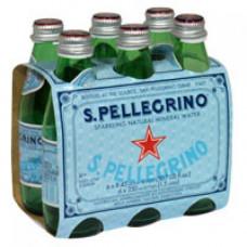 San Pellegrino Bruisend Bronwater Doos 24x25cl